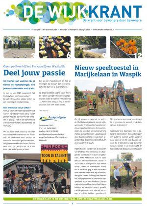 no 3 De Wijkkrant 2020.indd