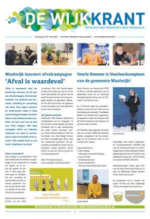 no 1 De Wijkkrant 2021.indd