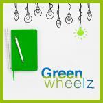 Ontwerp logo Greenwheelz.